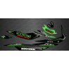Kit decoration Rockstar Edition Full (Green) - for Seadoo GTI
