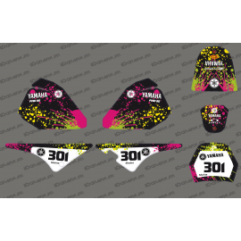 Kit decorazione Splash Full - IDgrafix - Yamaha 80 Piwi -idgrafix