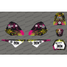 Kit décoration Splash Full - IDgrafix - Yamaha 80 Piwi