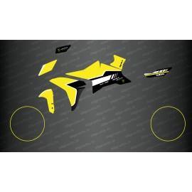 Kit décoration Yellow GP Edition - Yamaha MT-09 Tracer-idgrafix