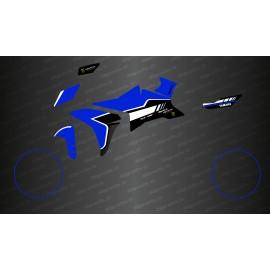 Kit décoration Blue GP Edition - Yamaha MT-09 Tracer-idgrafix