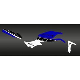 Kit decoration Factory Blue - IDgrafix - Yamaha MT-07 - IDgrafix