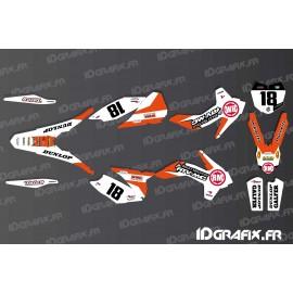 Kit deco Blake Baggett 2018 AMA Replica - KTM SX - SXF - IDgrafix