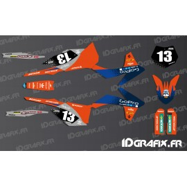 Kit deco GoPro Edition KTM SX - SXF
