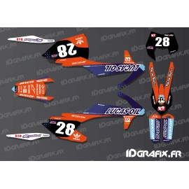 Kit deco Lucas Oil Edition KTM SX - SXF - IDgrafix