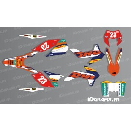 Kit decoration Factory Edition - KTM EXC-idgrafix