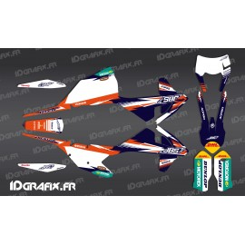 Kit decoration JBS Edition - KTM EXC-idgrafix