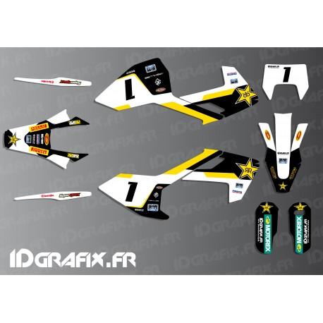 Kit deco Graham Jarvis Réplica Husqvarna TC - TE -FC-idgrafix