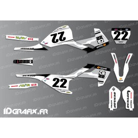 Kit deco Chad Reed, Ama Replikat Husqvarna TC TE FC -idgrafix