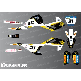 Kit deco Gauthier Paulin Replica Husqvarna TC - TE -FC-idgrafix