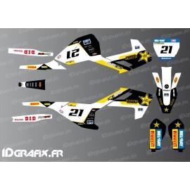Kit deco Gauthier Paulin Replica Husqvarna TC - TE -FC - IDgrafix