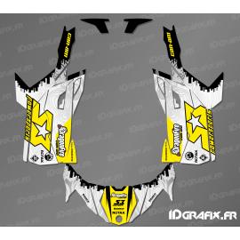 Kit dekor Race US Edition - Idgrafix - Can Am Maverick Trail-idgrafix