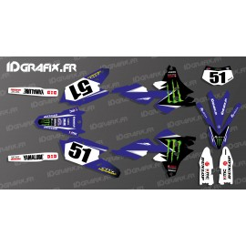 Kit décoration Barcia Réplica Edition - IDgrafix - Yamaha WR 250-450
