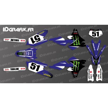 Kit décoration Barcia Réplica Edition - IDgrafix - Yamaha WR 250-450-idgrafix