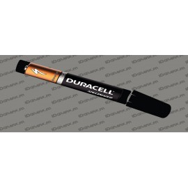 Sticker protection Tube Battery - Duracell - Specialized Levo (after 2019) - IDgrafix