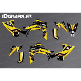 Kit decoration Blade Edition (Yellow) - IDgrafix - Yamaha YFZ 450 / YFZ 450R-idgrafix