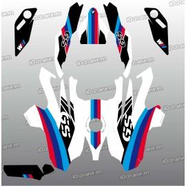 Kit déco Factory Edition (Blanc)- BMW GS 1200
