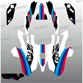 Kit deco Factory Edition (White)- BMW GS 1200-idgrafix