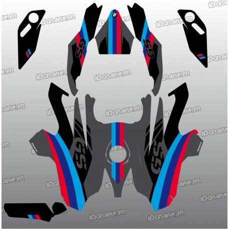 Kit déco Factory Edition (Gris)- BMW GS 1200-idgrafix