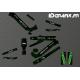 Kit déco Monster Edition Full (Vert) - Specialized Levo (après 2019)-idgrafix