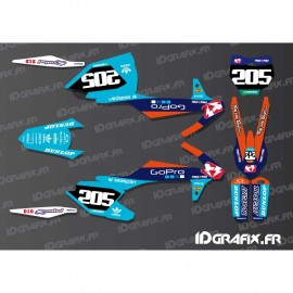 Kit deco Lucas Oil - GoPro Edition KTM SX 50-65-85-idgrafix