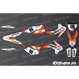 Kit deco Blake Baggett Réplica KTM SX 50-65-85