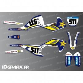 Kit deco edizione di Fabbrica Husqvarna TC - TE -FC -idgrafix