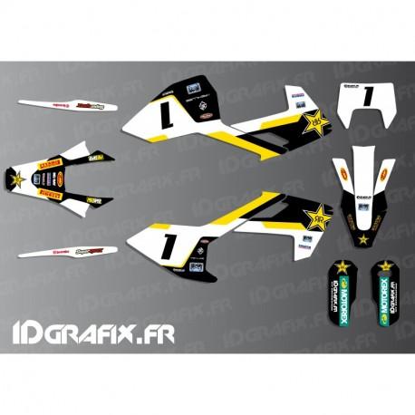 Kit deco Graham Jarvis Réplica Husqvarna TC 50-65-85-idgrafix