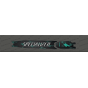 Sticker protection Batterie - KENEVO CARBON Edition (Turquoise) - Specialized Turbo KENEVO
