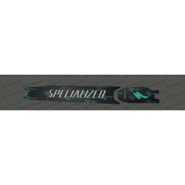 Sticker protection Battery - KENEVO CARBON Edition (Turquoise) - Specialized Turbo KENEVO-idgrafix