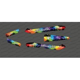 Kit deco Splash Edizione di Luce Specializzata Kenevo -idgrafix