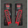 Adhesius De Protecció De Forquilla RockShox De Carboni (Rosa) - Especialitzada Turbo Levo