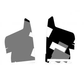 Sticker Zusätzliche Camo-OUT-G2-idgrafix