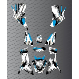 Kit-Deco-OSpeed edition Full (Blau) - Kymco 700 MXU (nach 2019)-idgrafix