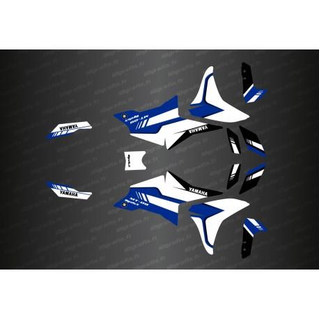 Kit de decoració Equip d'Edició Blau - Yamaha MT-09 Traçadors -idgrafix