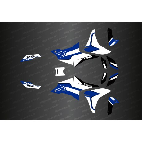 Kit decoration Team Edition Blue - Yamaha MT-09 Tracer-idgrafix