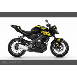 Kit decoration Rockstar Edition - IDgrafix - Yamaha MT-125 - IDgrafix