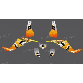 Kit decoration Picks - Yellow IDgrafix - Suzuki LTZ 400-idgrafix
