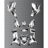 Kit Deco OSpeed edición Completa (Gris) - Kymco 700 MXU (después de 2019)