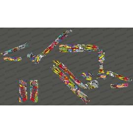 Kit deco Bomba Edizione Completa - Specializzata Kenevo -idgrafix