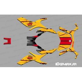 Kit de decoración de Daytona Edición - IDgrafix - Can Am Spyder F3 -idgrafix