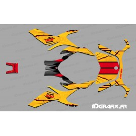 Kit dekor Daytona Edition - IDgrafix - Can-Am Spyder F3-idgrafix