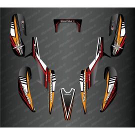 Kit deco Star Edition for Polaris Scrambler 500-idgrafix