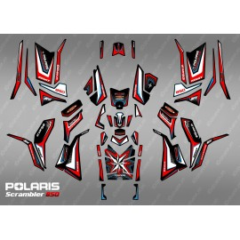 Kit decoration Limited Edition (Full) - IDgrafix - Polaris 850/1000 Scrambler