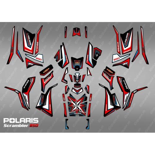 Kit dekor Limited Edition (Full) - IDgrafix - Polaris Scrambler 850/1000 -idgrafix