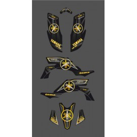 Kit décoration Karbonik (OR)- IDgrafix - Yamaha YFZ 450 / YFZ 450R
