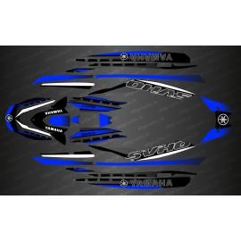 Kit deco Race Issue Blue - YAMAHA's FX (AFTER 2019) - IDgrafix