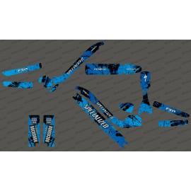 Kit deco Pinzell Edició Completa (de color Blau) - Especialitzada Kenevo -idgrafix