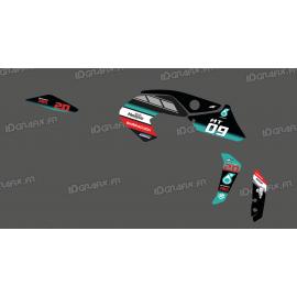 Kit de decoració Pétronas GP d'Edició - IDgrafix - Yamaha MT-09 (després de 2017) -idgrafix