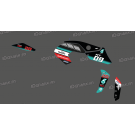 Kit decorazione Pétronas GP Edition - IDgrafix - Yamaha MT-09 (dopo il 2017) -idgrafix